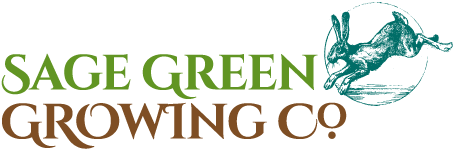 Sage Green Growing Co. Logo